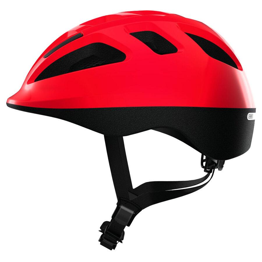 c5914ccf057c7a Casco bici bambino Abus Smooty 2.0 (Rosso) - Casco | Speedup