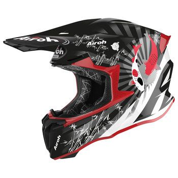 Casco Cross AIROH Twist 2.0 Katana