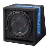 Subwoofer in cassa ALPINE SBG-1243BP