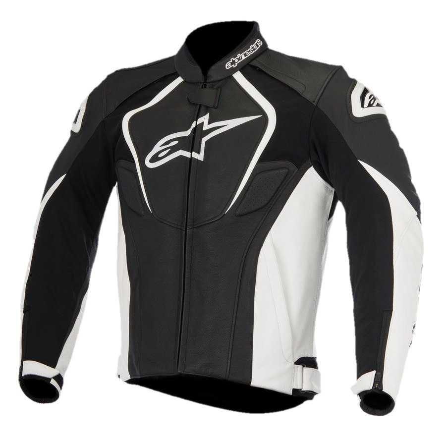 new arrival 915d0 040f3 Giacca in pelle Alpinestars Jaws