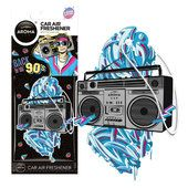 Profumi da appendere AROMA CAR Back to '90 e '70 Boom Box