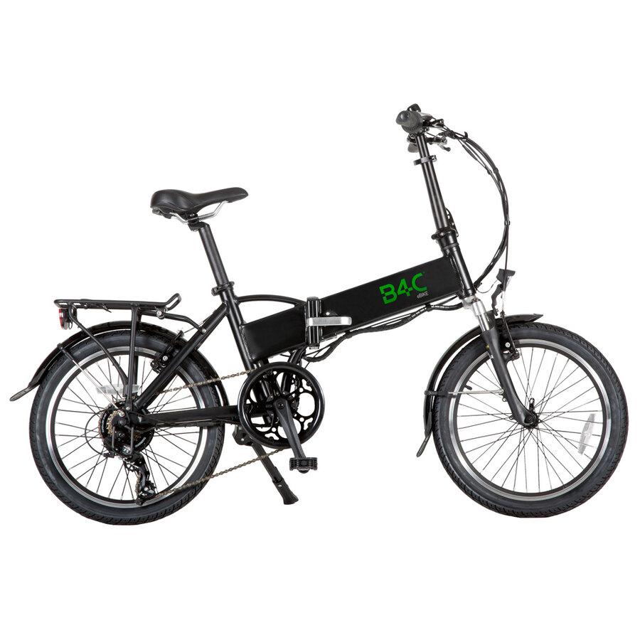 Bici pieghevole elettrica b4c bicicletta elettrica for Bici pieghevole milano