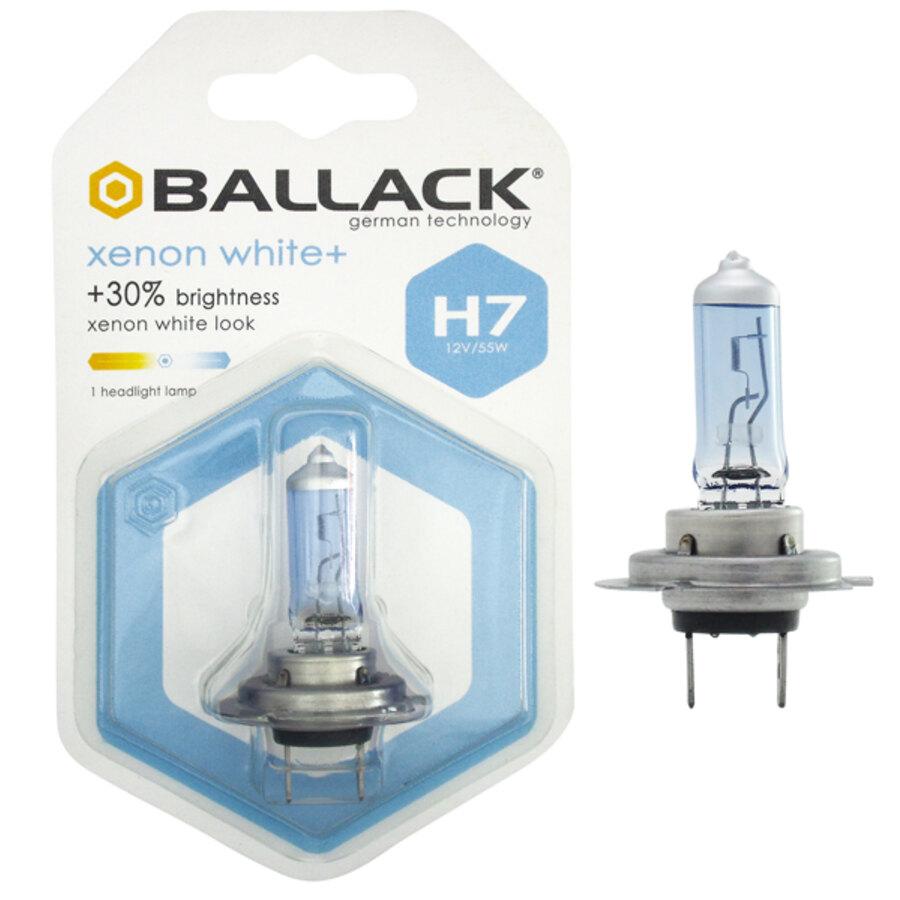 Lampadine H7 Ballack Xenon H7 Lampadine Alogene Xenon Speedup