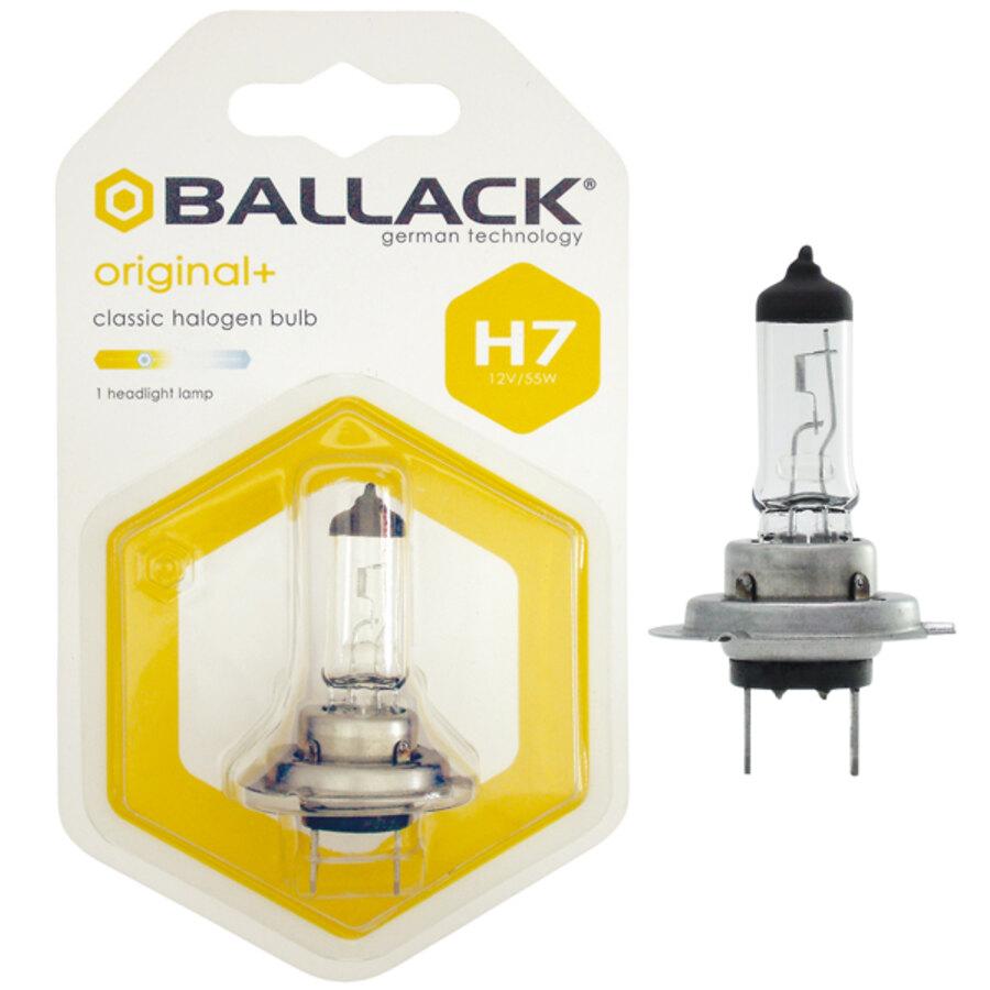 Lampadine H7 Ballack Original H7 Lampadine Alogene Speedup