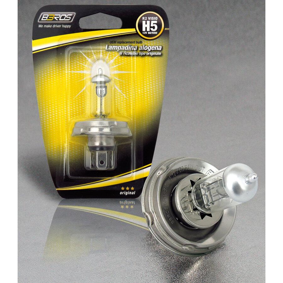 lampadine altri attacchi bbros h5 - bbros halogen - lampadine