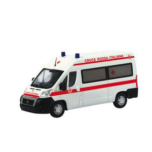 Modellino auto BBURAGO Emergency Force