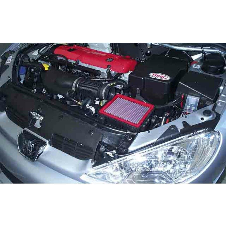 Filtro aria sportivo da sostituzione bmc filtri aria for Filtro per cabina di fusione ford