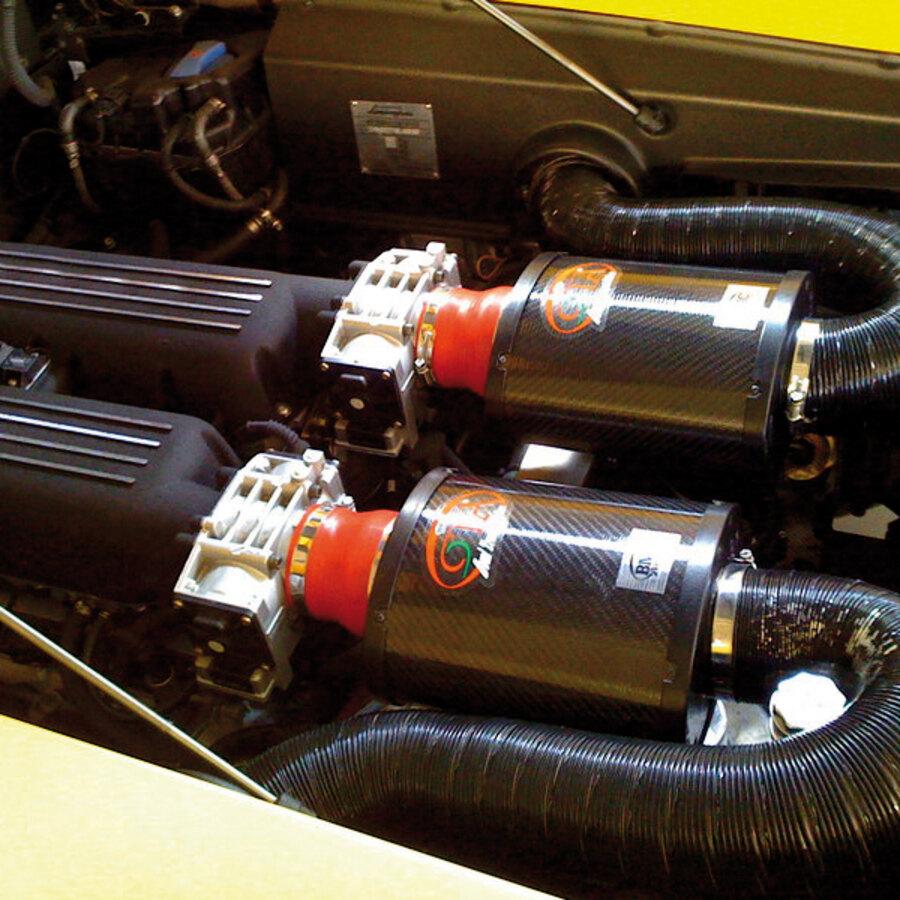 Filtro aspirazione diretta universale bmc filtri aria for Filtro per cabina di fusione ford