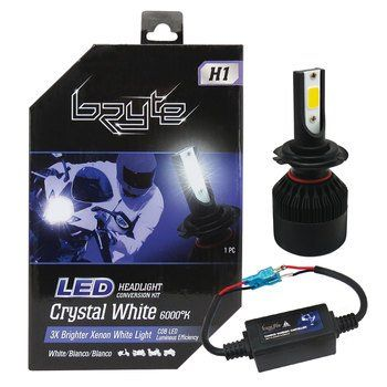 Lampadine H1 BRYTE Led Headlight Conversion Kit