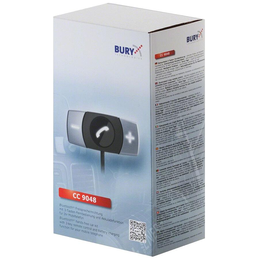 how to delete bury phone kit