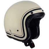 Casco Jet Vintage BY CITY Two Strokes