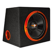 Subwoofer in cassa amplificato CADENCE FXB12VA Flash