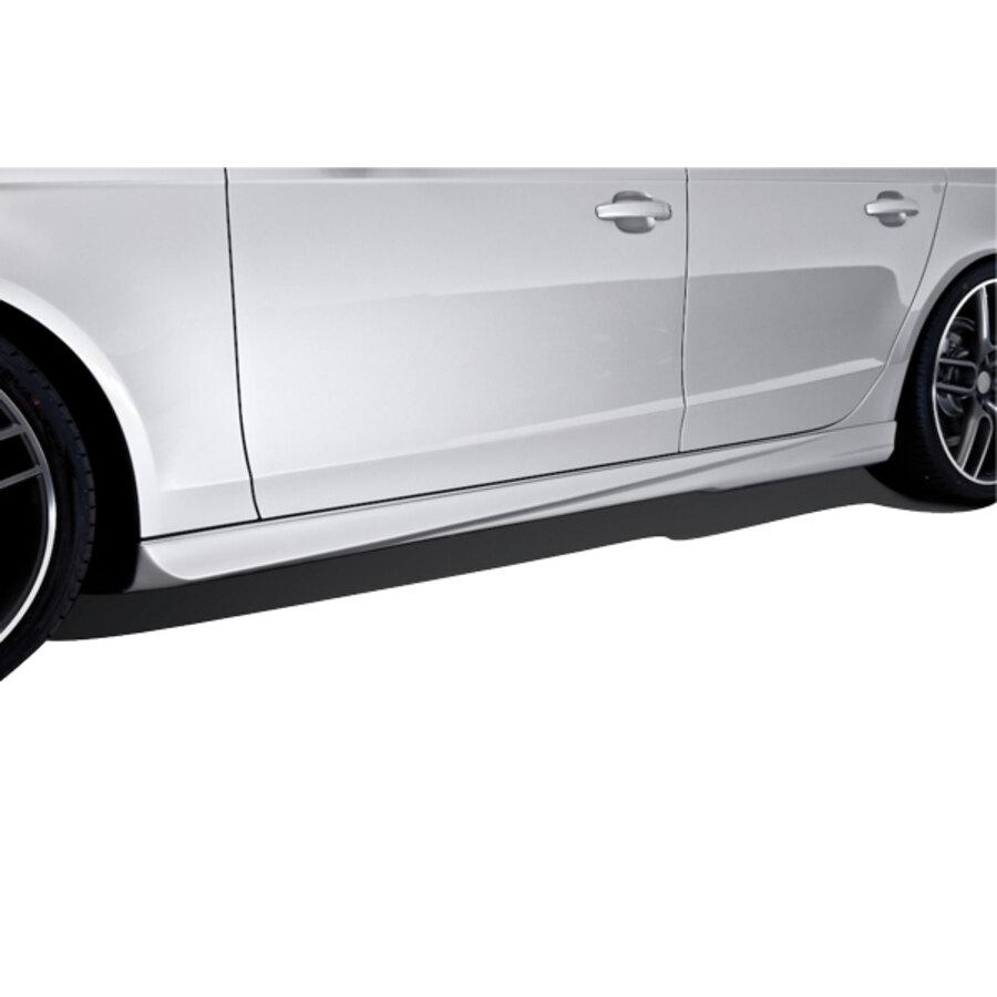 Minigonne Caractere Audi A4 Minigonne Speedup