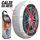 Calze da neve in tessuto CITY SNOW CHAINS City Snow Chains
