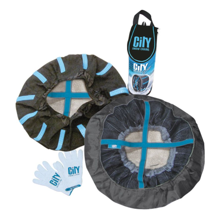 Calze da neve in tessuto City Snow Chains City Snow Chains Grip - Catene  neve  664864e4d968