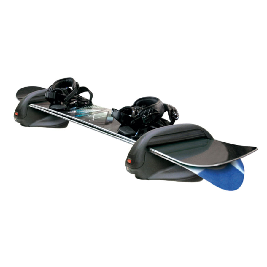 Portasci e snowboard magnetico cora sidney portasci e - Portabici magnetico ...