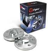 Distanziali specifici D-GEAR GT spacers - Blue series