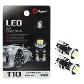 D-Gear Lampadina T10 a led XP - T10 Canbus  Bianco T10 Canbus 1 Led