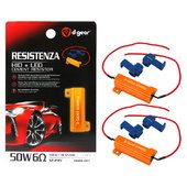 Resistenza lampadine D-GEAR Universale HID + LED