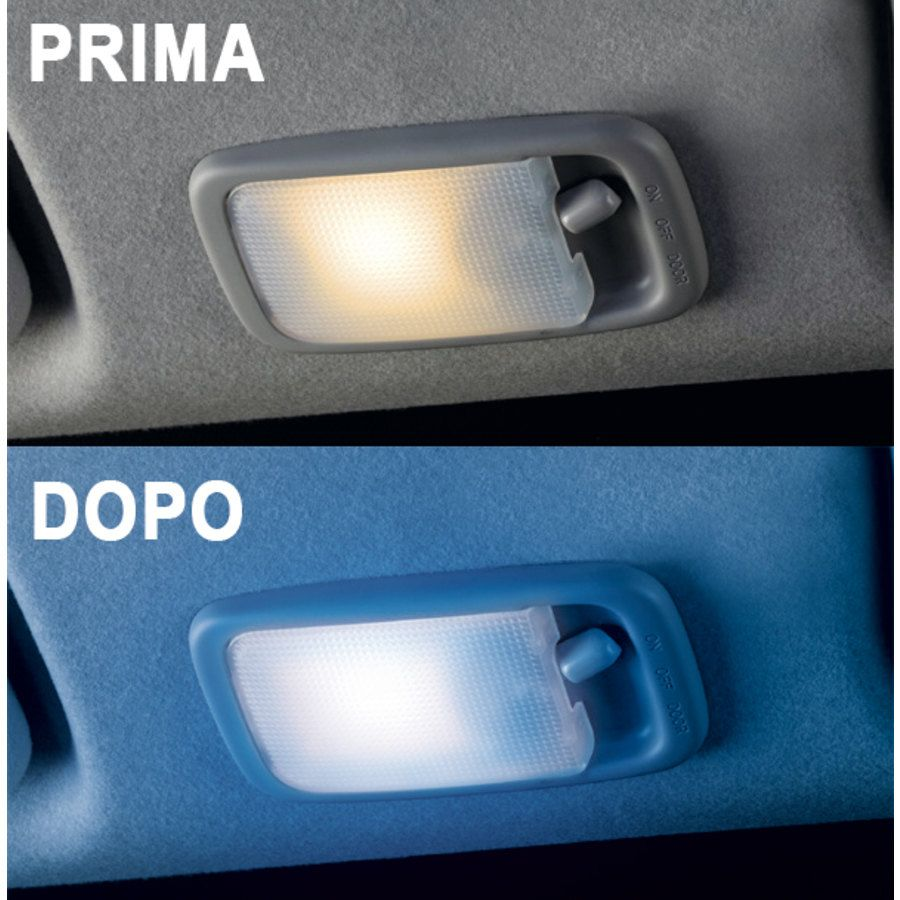 Lampade A Led Per Interni.Lampadina A Siluro A Led D Gear Xp Led Feston Canbus