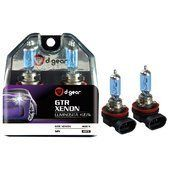 Lampadine H11 D-GEAR H11 - GTR - Extreme White