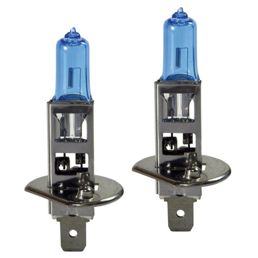 Lampadine h1 d gear h1 xp mirror white lampadine for Lampadine alogene