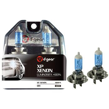 Lampadina alogena Xenon D-Gear H7 - XP - Mirror White - Lampadine ...