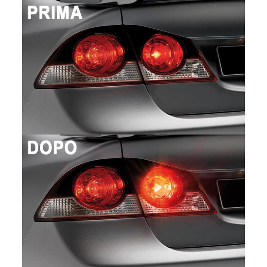 Lampadina ba15s a led d gear gtr ba15s smd led luci for Lampadine led per auto