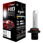 Lampadine H1 D-GEAR H1 - HID Replacement bulb