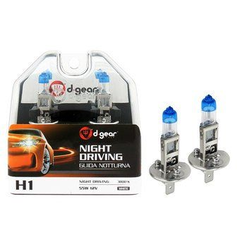 Lampadine H1 D-GEAR Night Driving