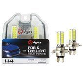 Lampadine H4 D-GEAR Cob Led Fog and Day Light