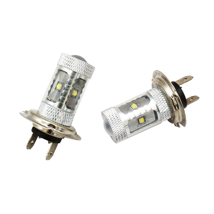 Lampadine h7 d gear cree led fog and day light lampadine for Lampadine h7 led