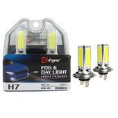 Lampadine H7 D-GEAR Cob Led Fog and Day Light