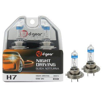 Lampadine H7 D-GEAR Night Driving