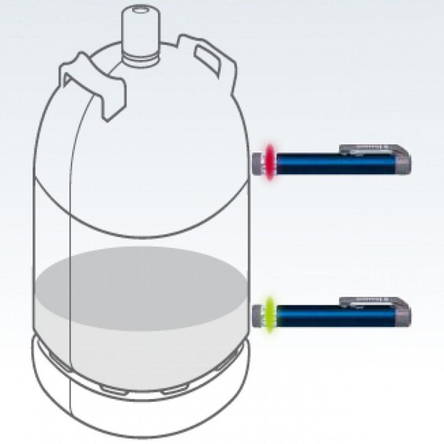 Gas controllo gas per bombola dometic gaschecker cucina e impianto gas speedup - Bombola gas cucina prezzo ...