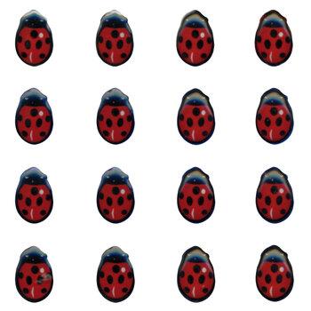 Decorazioni 3d Gat Coccinella 3d Adesivi E Decorazioni