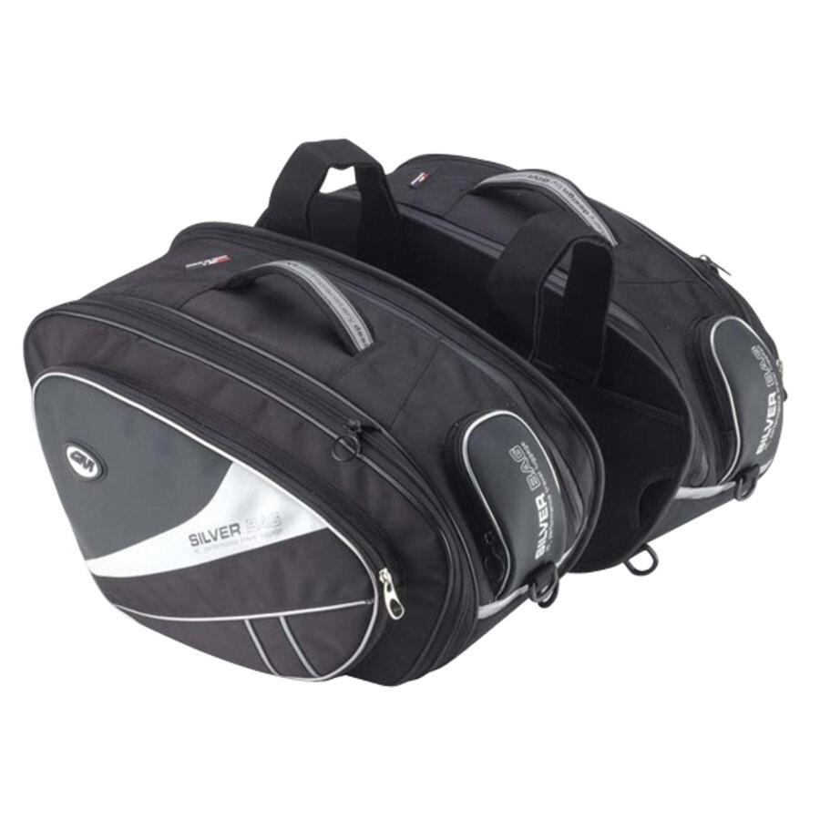 Borse A Tracolla Per Moto : Borsa laterale per moto borse e bauletti