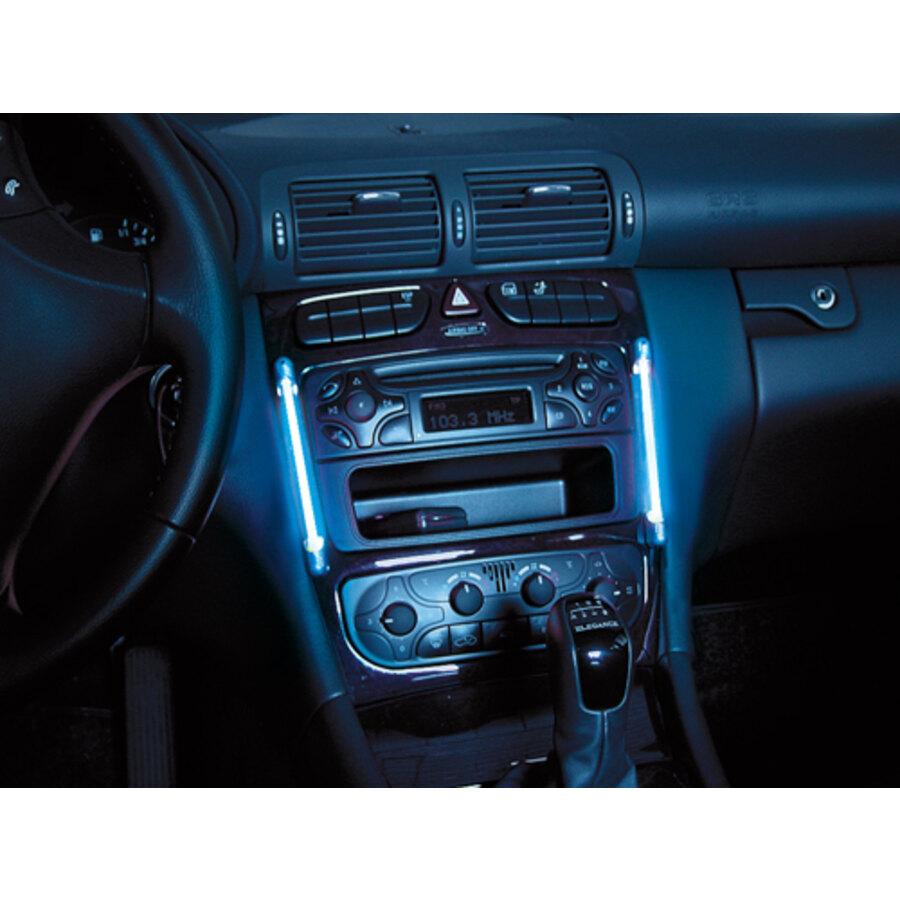 Illuminazione Interni Auto: Illuminazione interni auto luci led all interno d...