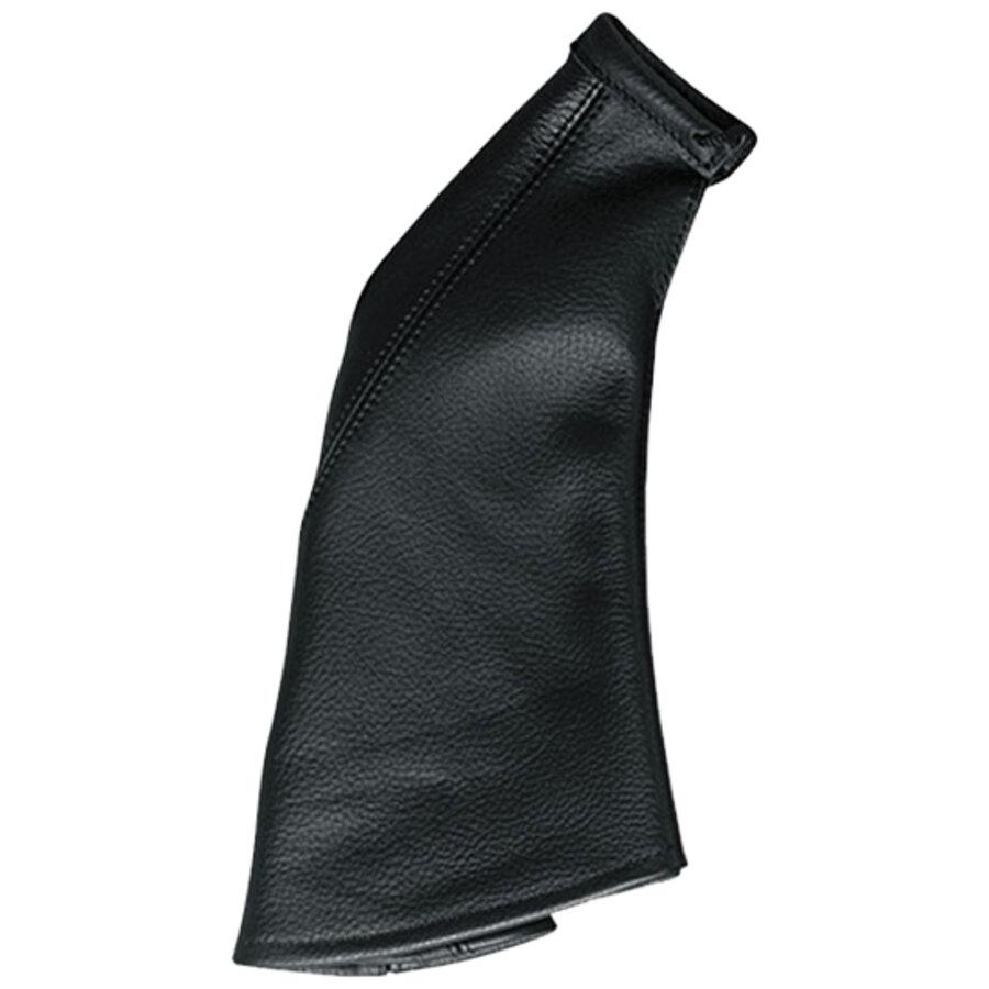 Gear /& cuffia leva freno a mano nero in vera pelle