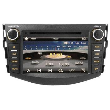 Car stereo applicazione specifica phonocar toyota rav 4 media station car stereo speedup - Sistemi audio casa ...