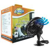 Ventilatore LOGICA Turbo fan con ventosa
