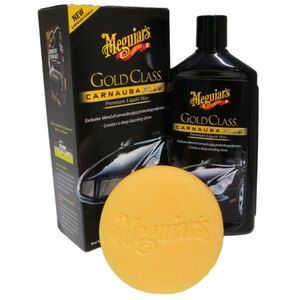 Cera e polish - Carnauba Gold Class - Car Wax