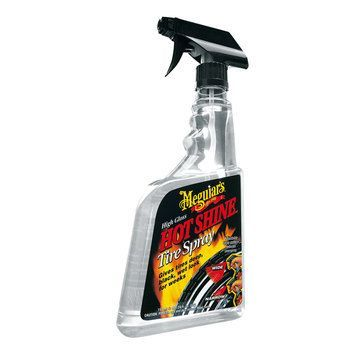Nero Gomme MEGUIARS Hot Shine - Tire Spray