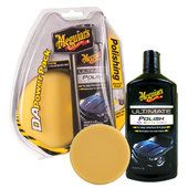 Kit tampone MEGUIARS DA Power system Ultimate Polishing  Pack