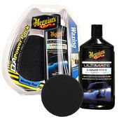 Kit tampone MEGUIARS DA Power system Ultimate Waxing  Pack