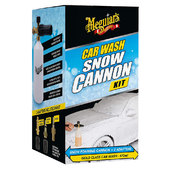 Lavaggio accessori - Schiumogeno MEGUIARS Car Wash Snow Cannon Kit