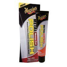 Metallo e cromature MEGUIARS Heavy cut metal polish
