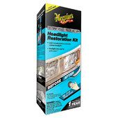 Rinnovatore fanali MEGUIARS Headlight Restoration Kit