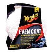 Spugna microfibra MEGUIARS Even Coat - Microfiber Applicator Pads