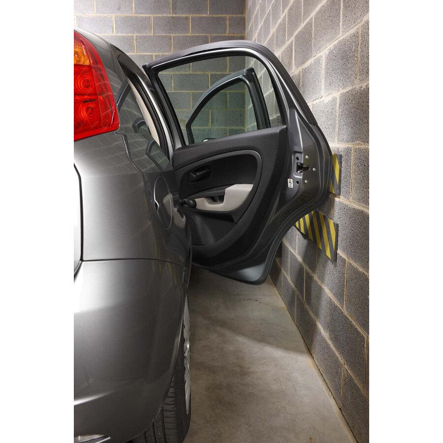 Paracolpi garage adesivo mottez parcheggio accessori speedup - Protection garage voiture ...